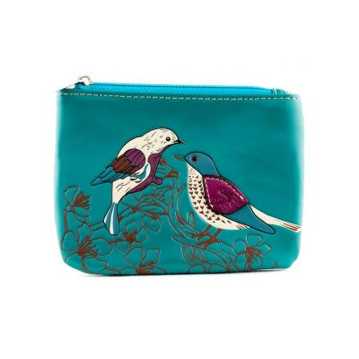 Blue Bird Coin Purse