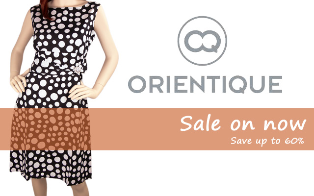 Orientique Sale