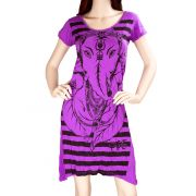 Ganesh Dress Purple